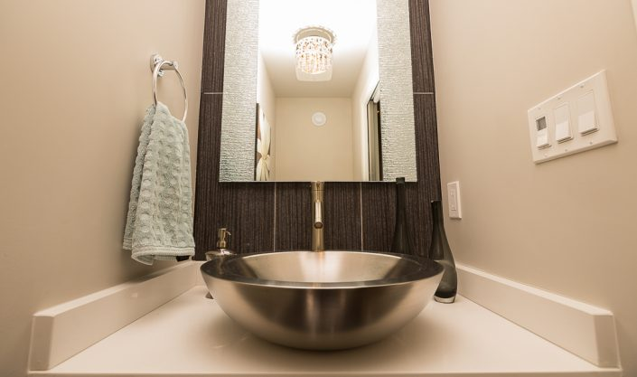 Fairfield Custom Duplex | Custom over-mount sink